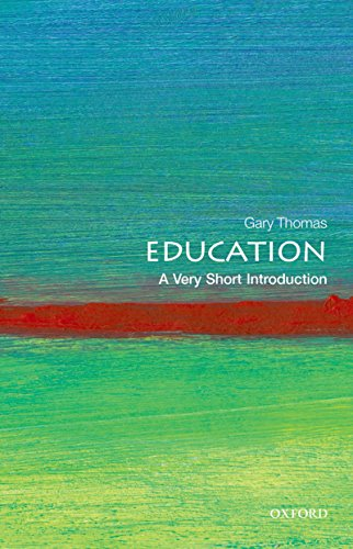 Education: A Very Short Introduction (Very Short Introductions Book 347) (English Edition)