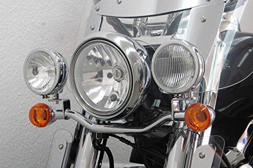 Lampenhalter für Zusatzscheinwerfer Kawasaki VN 1700 Classic