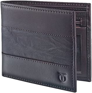 Titan Brown Men's Wallet (TW106LM1DB)