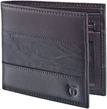 Titan Brown Men's Wallet (TW106LM1DB)