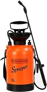 CONIE Lawn & Garden Sprayer 1.35 Gallon Portable Pump Pressure with Nozzle & Pressure Relief Valve