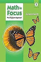 Math in Focus Grade 3 Assessments (Singapore Math)