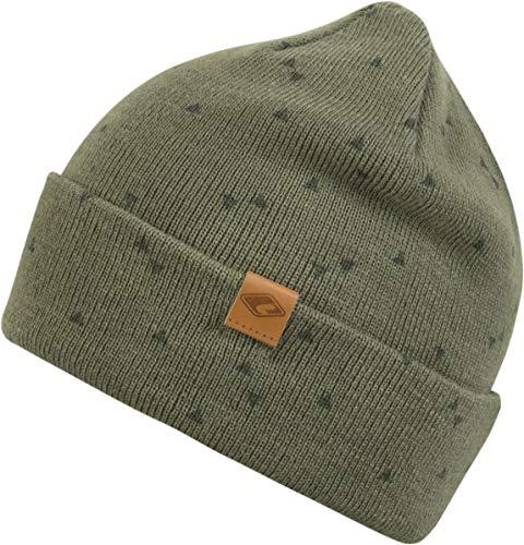 CHILLOUTS Drake Hat DRA02 - Gorro, color caqui