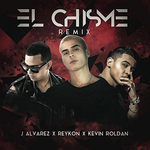 Reykon feat. J Alvarez & Kevin Roldan
