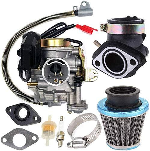 gy6 49cc carburetor - 7