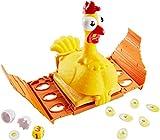 Mattel Games FRL48 - Juego de Pollos Divertido y Juego de niños para 2-4 Jugadores, para niños a Partir de 5 años