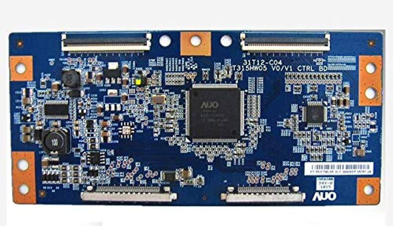 駅換気民兵WillBest T315HW05 V0/V1 CTRL BD 31T12-C04 Logic board 37inch