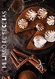Mi libro de recetas : Cuaderno de Recetas de cocina para esc