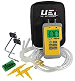 UEi Test Instruments Em201Spkit Static Pressure Kit...
