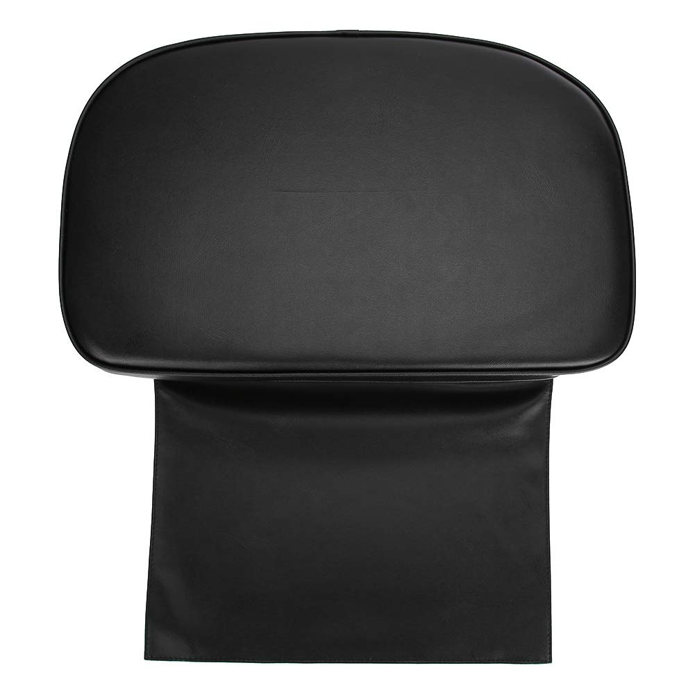 Barber Cushion Salon Booster Seat PU and Black Pad Thick Ranking TOP3 Being Max 87% OFF