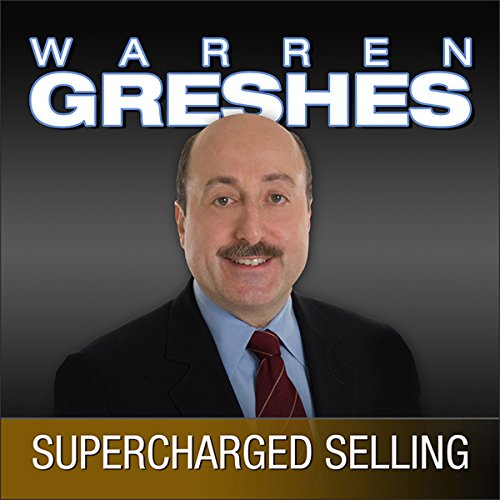 Supercharged Selling audiobook cover art