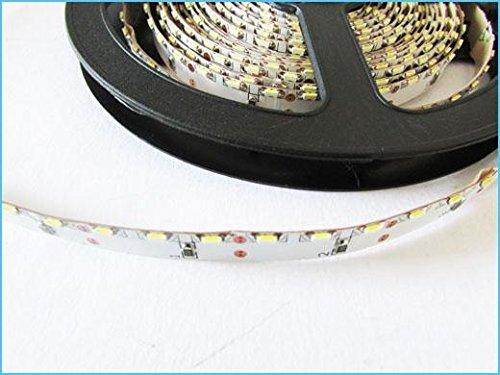 Spoel Led Strip 12 V 40 W koud wit verlichting lantaarn 600 SMD 335 IP20 5 meter met dubbelzijdig plakband