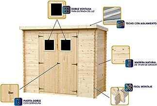 Amazon.es: casetas de madera