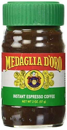 Medaglia D Oro Coffee Inst Expresso 2 Oz (2 Pack)