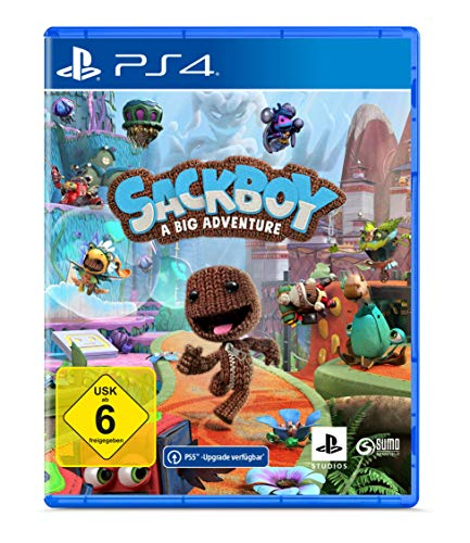 Sackboy: A Big Adventure - [PS4/PS5]