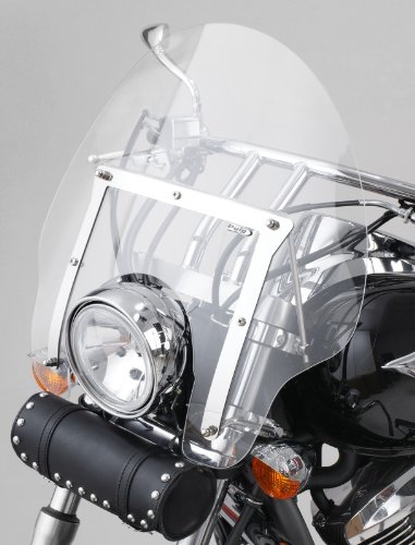Windschild Puig America II für Kawasaki VN 1600 Mean Streak 04-08 klar