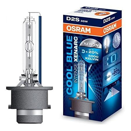 D2s Osram Ultra Life brûleur au xénon lampe XENARC Phares Ampoules Lampes 35 W