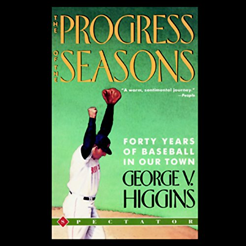 The Progress of the Seasons audiobook cover art