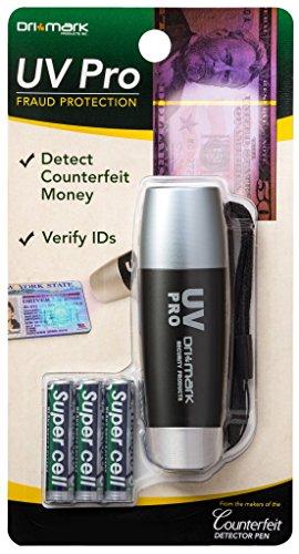Dri Mark UV Pro Proprietary Ultraviolet Flashlight Document Fraud &...
