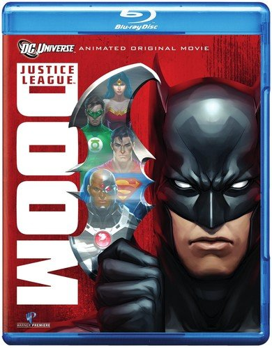 Justice_League:_Doom [Reino Unido] [Blu-ray]