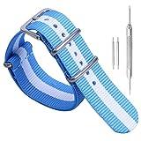 16mm Prime Style coloré NATO Confortable Super Bracelet Bande de Montre-Bracelet des...
