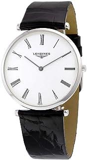 Longines L47554112 La Grande Mens Watch - White Dial