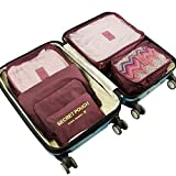 Bella8 個トラベルホーム服キルトブランケット収納袋セット靴パーティション Tidy のオーガナイザーワードローブスーツケースポーチパッキングキューブバッグ旅行圧縮バッグ
