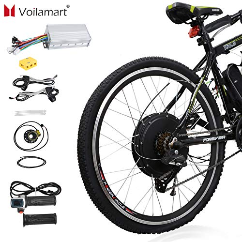 Voilamart 26-Inch Rear Wheel Electric Bicycle Conversion Kit review