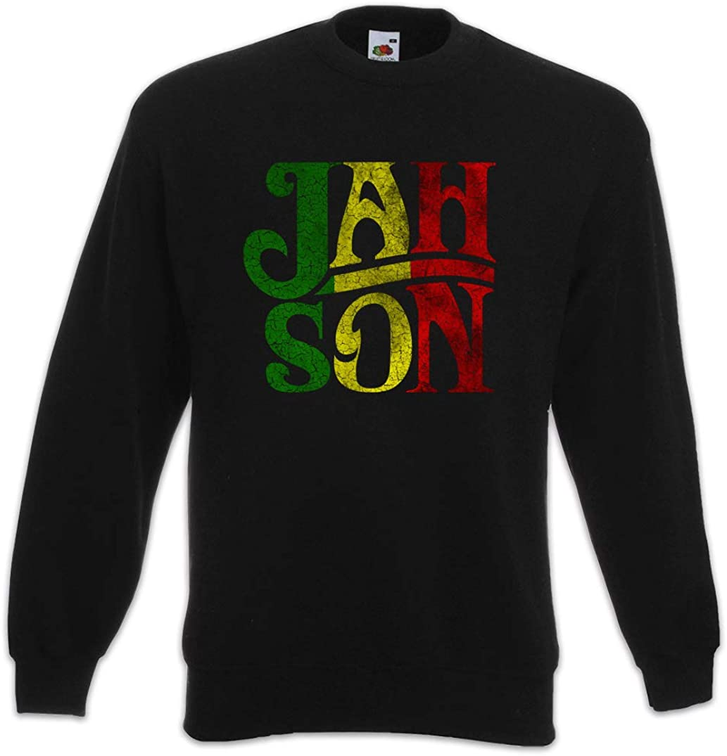 low-pricing Don't miss the campaign Urban Backwoods Jah Son Sweater Pullover Sweatshirt