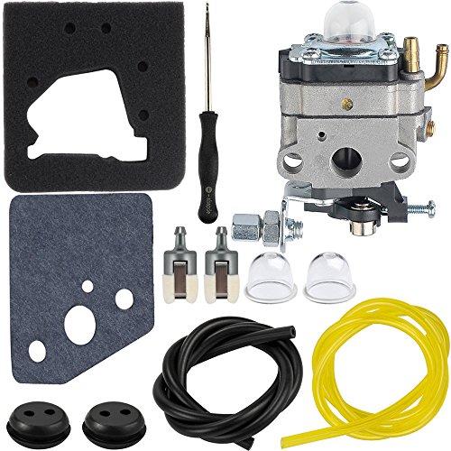 HIPA Vergaser + Carb Anpassung Werkzeug Air Filter Kraftstoff-Filter für Honda-GX22GX31FG100Gartenfräse