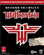Return To Castle Wolfenstein: Prima's Official Strategy Guide