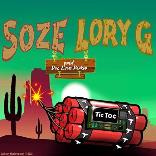 Soze, Lory G & Doc. Evan Parker