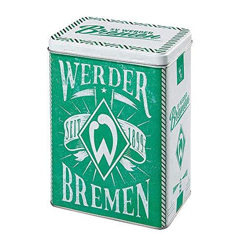 Werder Bremen SV Vorratsdose Raute groß