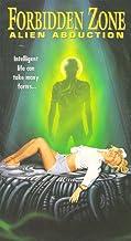 Forbidden Zone - Alien Abduction VHS