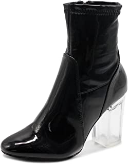 Best clear latex boots Reviews