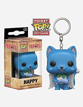 Funko Fairy Tail-Happy Pocket POP Keychain