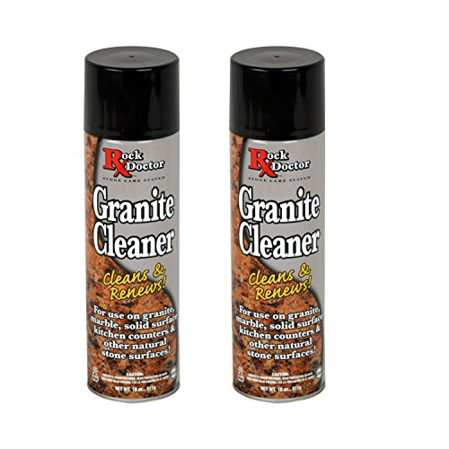 18oz Granite Cleaner (2 Pack)