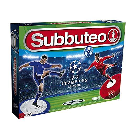 Eleven Force Subbuteo Playset UEFA Champions League (10865), Multicolor