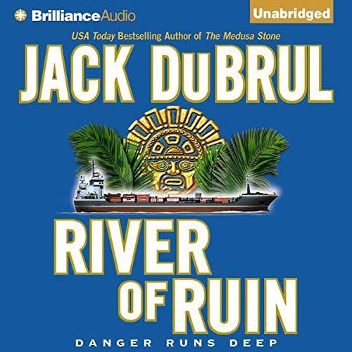 River of Ruin audiobook cover art