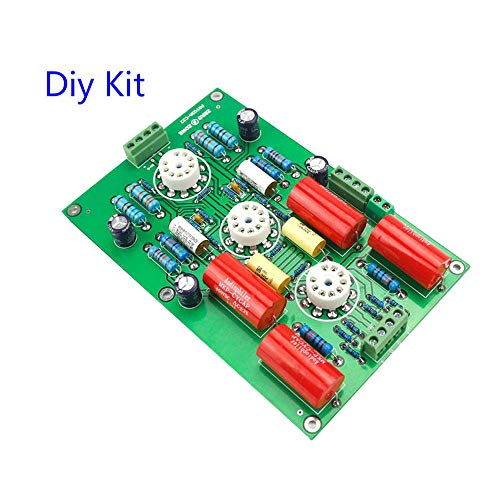 Why Choose Tube Amplifier Preamp PRT03A Tube Preamplifier Board DIY Kits C22 Electric Circuit