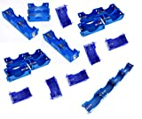 Sci-Supply LC2015-6 Plastic D-Cell Battery Holder, Series or Parallel (Pack of 24)