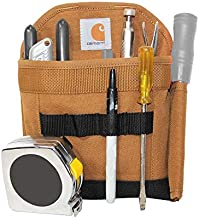Carhartt Gear 480902B Legacy General Use Pouch - One Size Fits All - Carhartt Brown