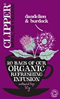 Clipper Org Infusion Dandelion & Burdo 20 Bag (order 6 for trade outer) / ?????????????WWWW Burdo 20?????????????6 ?