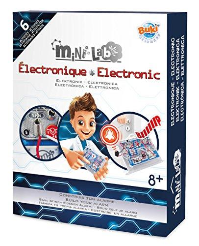 Buki - Mini Lab Electrónica