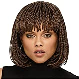 Best African American Wigs - JU+ Synthetic Small Box Braided Wigs African American Review