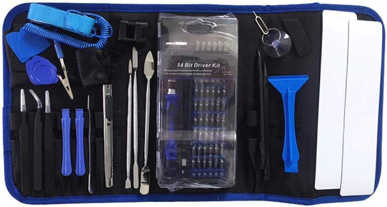 Starnearby 86 in 1 Präzision Schraubenzieher Set, Magnet Reparatur Tool Kit für Elektronische Geräte mit Tragbaren Tasche B07L4P5TGH   Verrückte Preis
