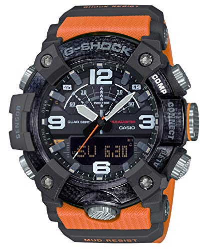 Casio G-Shock Mudmaster GG-B100-1A9JF Mens Watch (Japan Domestic Genuine Products)