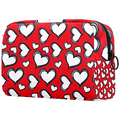 Your Love Travel Toiletry Bag, Waterproof Travel Bags, Toiletry Bag for Women and Girls