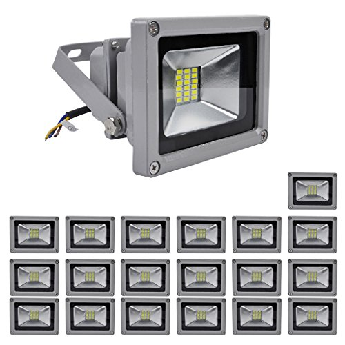 PrimLight 20 W LED SMD LED proyector exterior jardín Wash