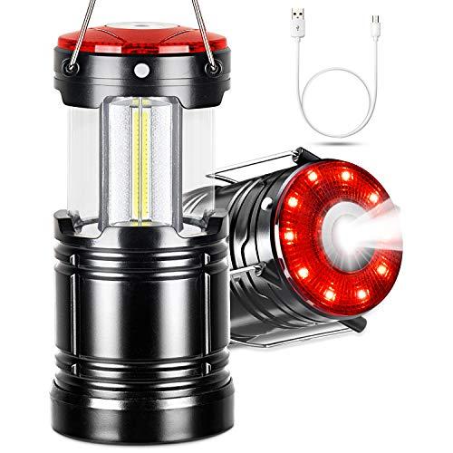 【令和モデル USB充電】 LEDランタン usb充電式 防災ライト 充電式電池付き キャンプ ランタン 高輝度 テン...